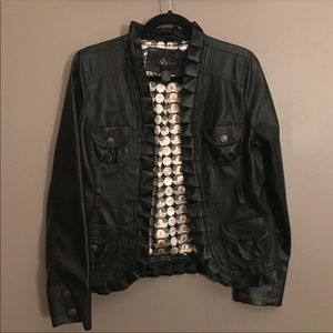 NWOT Polyester Jacket